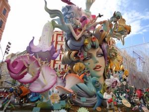 Llegan las fiestas más grandes de Valencia: LAS FALLAS.