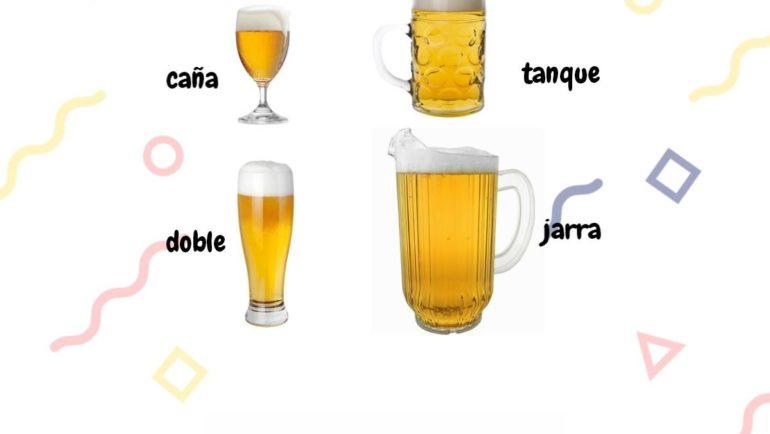 ¡Una cerveza por favor!
