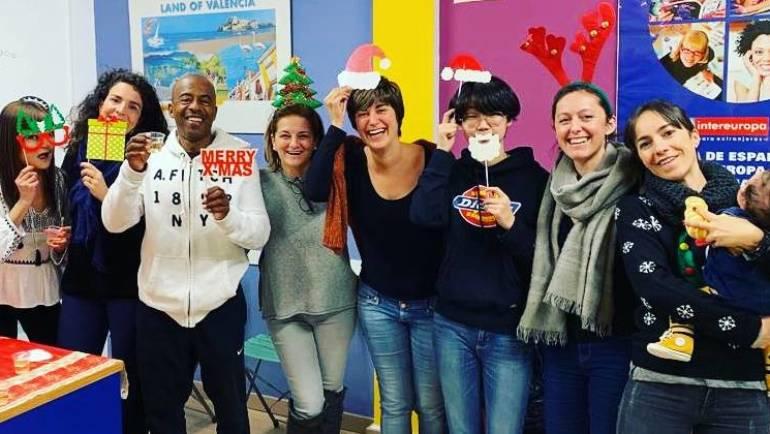 Celebrando la Navidad en Intereuropa